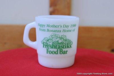 画像1: Galaxyスタッキングアドマグ BONANZA 1988(Freshtastiks Food Bar)