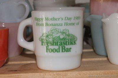 画像1: Galaxy スタッキングアドマグBONANZA 1989 (Freshtastiks Food Bar)