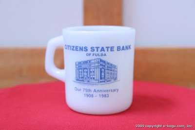 画像1: Galaxyアドマグ CITIZEN STATE BANK