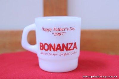 画像1: Galaxyスタッキングアドマグ BONANZA 1987
