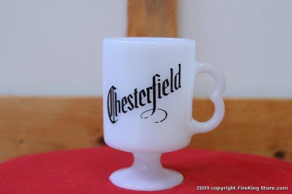画像1: Federal Chesterfieldフッテドマグ (1)