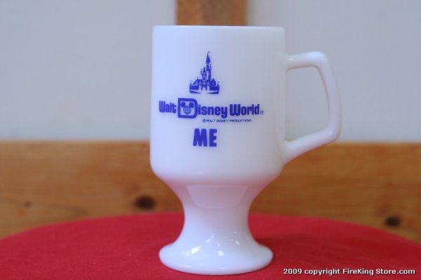 画像1: Federal Walt Disney World MEフッテドマグ (1)