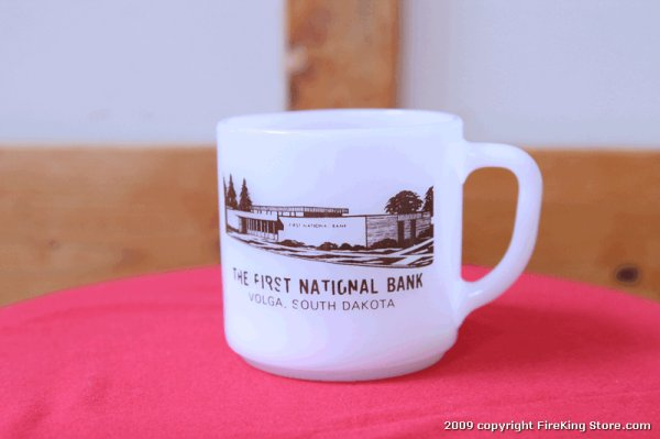 画像1: Federal アドマグ THE FIRST NATIONAL BANK (1)