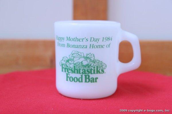 画像1: Galaxyアドマグ BONANZA 1984(Freshtastiks Food Bar) (1)